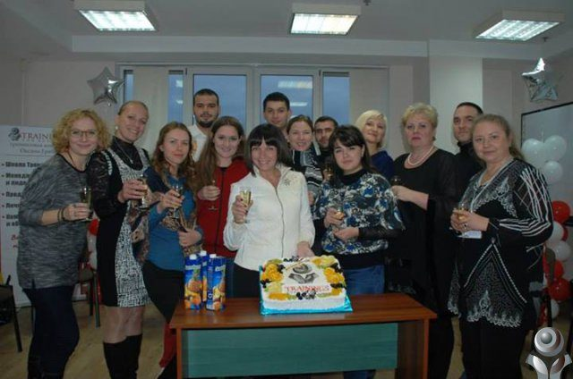Выпускники школы тренеров Оксаны Грабар 2013