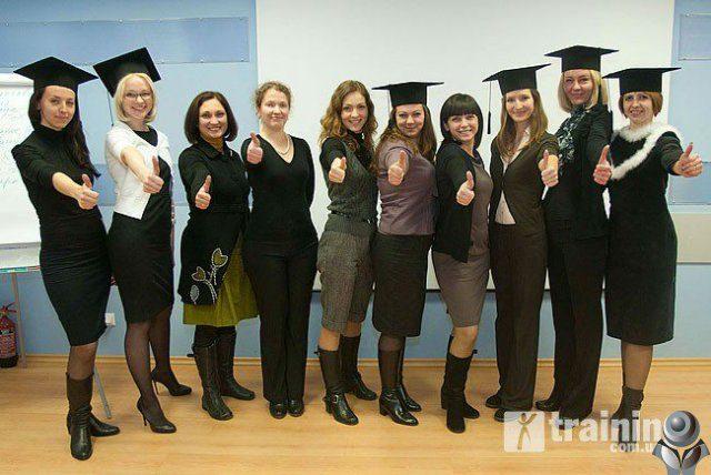 Выпускники школы тренеров Оксаны Грабар 2011