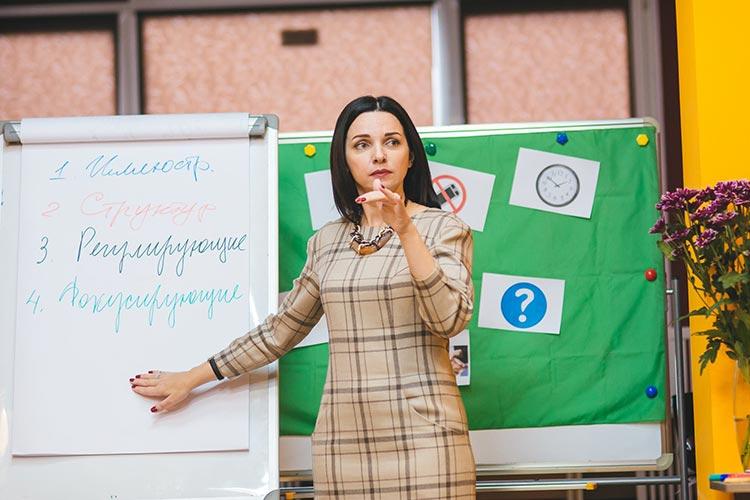 Обучение персонала Оксана Грабар